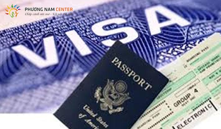 Từ vựng tiếng Hàn chủ đề về thủ tục làm visa