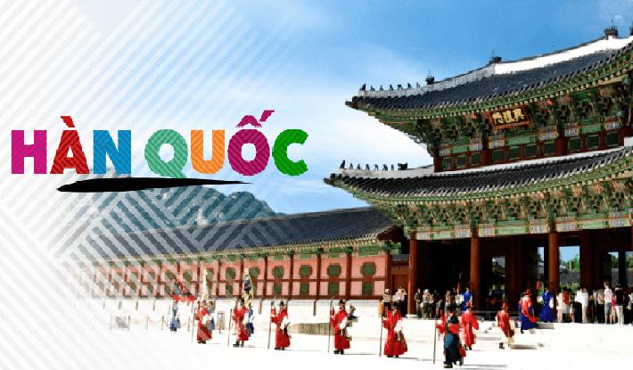 Mẫu câu tiếng Hàn du lịch thông dụng