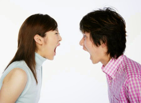 Các câu chửi không có nghĩa là bạn đang cãi lộn