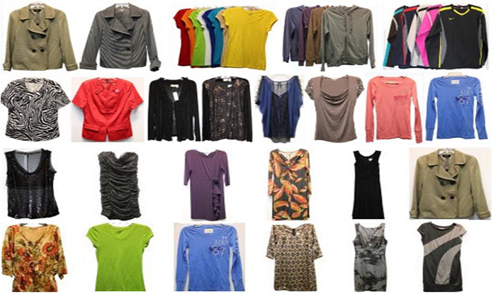 264 từ vựng tiếng trung về quần áo