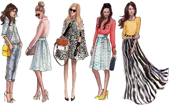 Từ vựng tiếng Hàn về thời trang