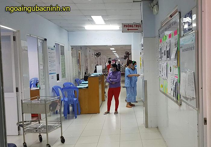 Từ vựng tiếng Trung chủ đề bệnh viện