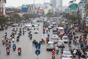 Từ vựng tiếng Trung về chủ đề giao thông