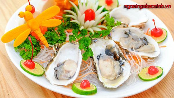 Từ vựng tiếng Trung về hải sản